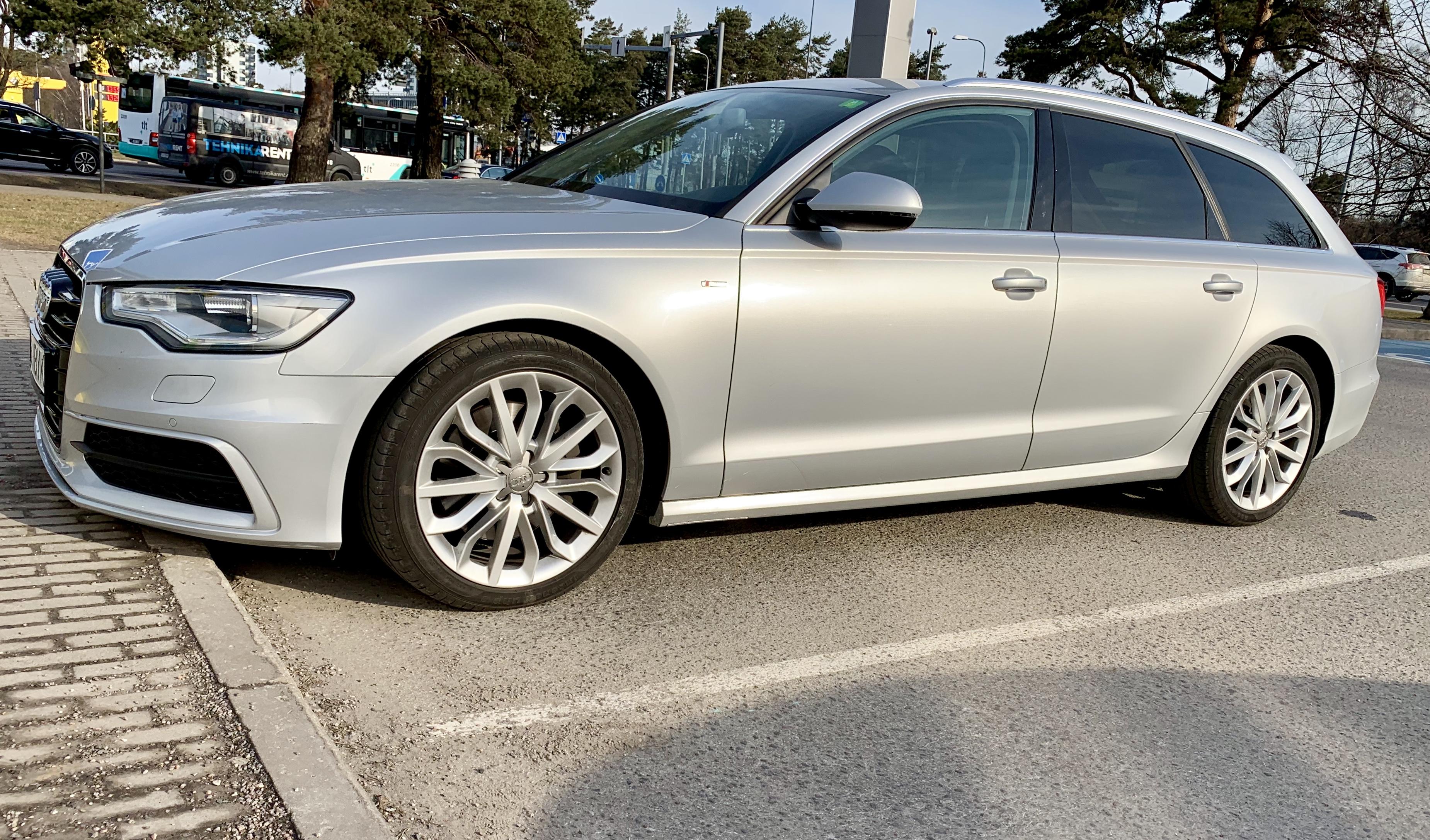 Audi A6 Sline Quattro